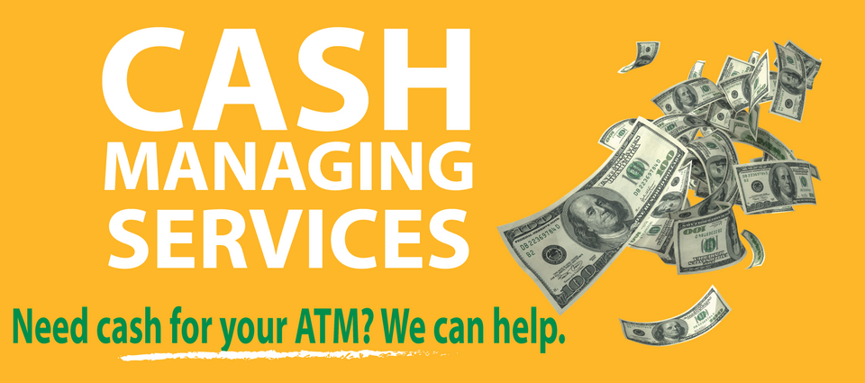 Cash Management Vault Cash Services for ATM
