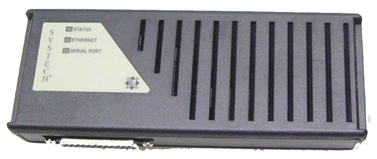 Systech Corporation® IPG 7001 Wired Serial Port