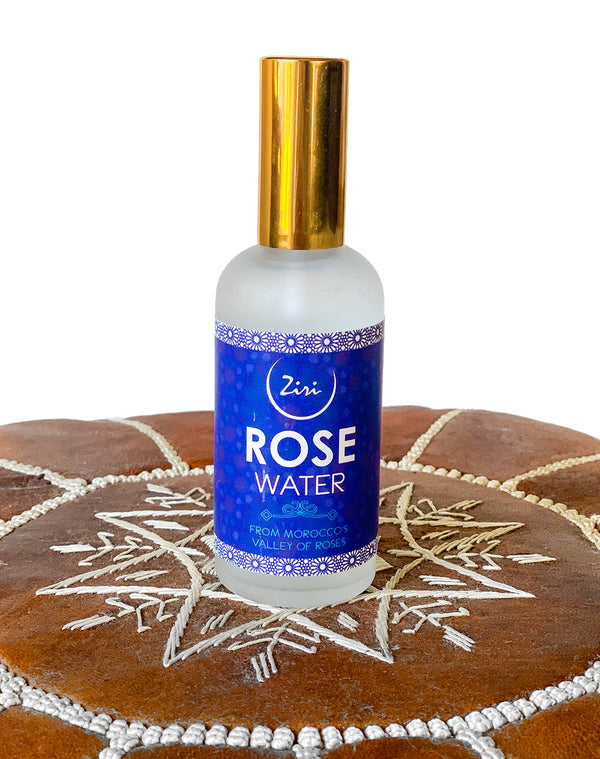 Rose Water - Natural Moroccan Skin and Hair Care