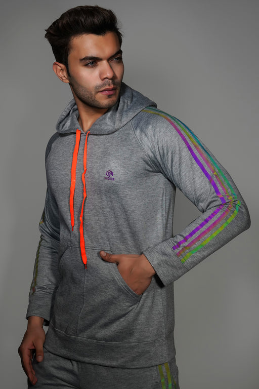Reflective Hoodie for Men