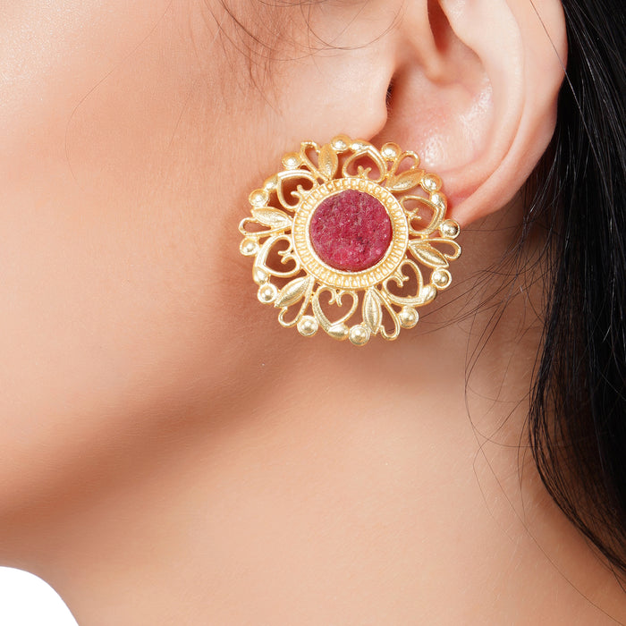 Raj Ratan Earrings