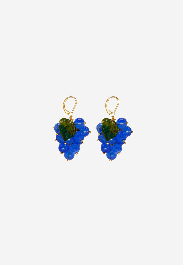Be Grapeful earrings