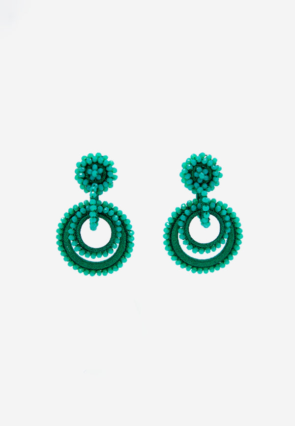 Mini sundrop earrings