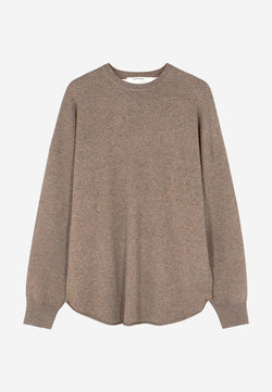 N°53 Crew Hop cashmere-blend sweater