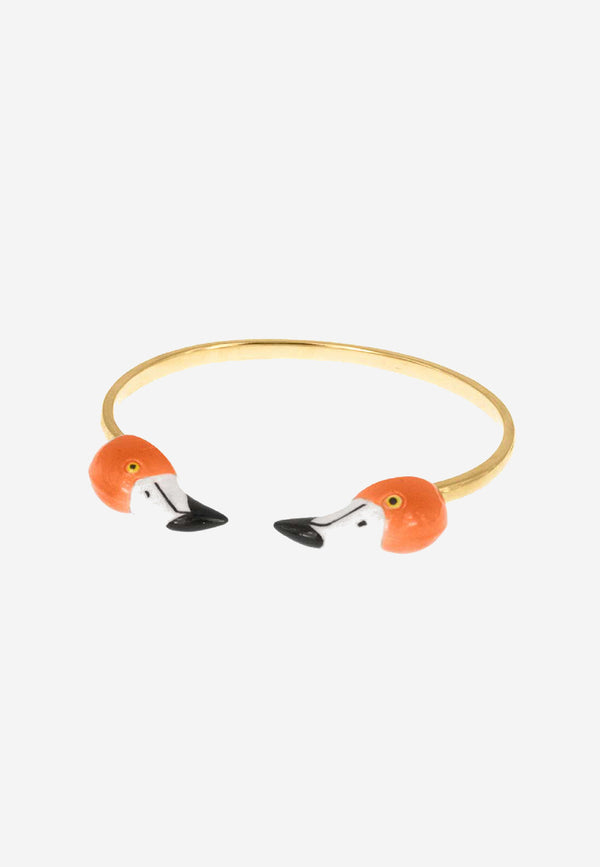 Flamingo face to face cuff