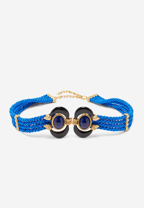 sonia-petroff-aries-twisted-belt-blue