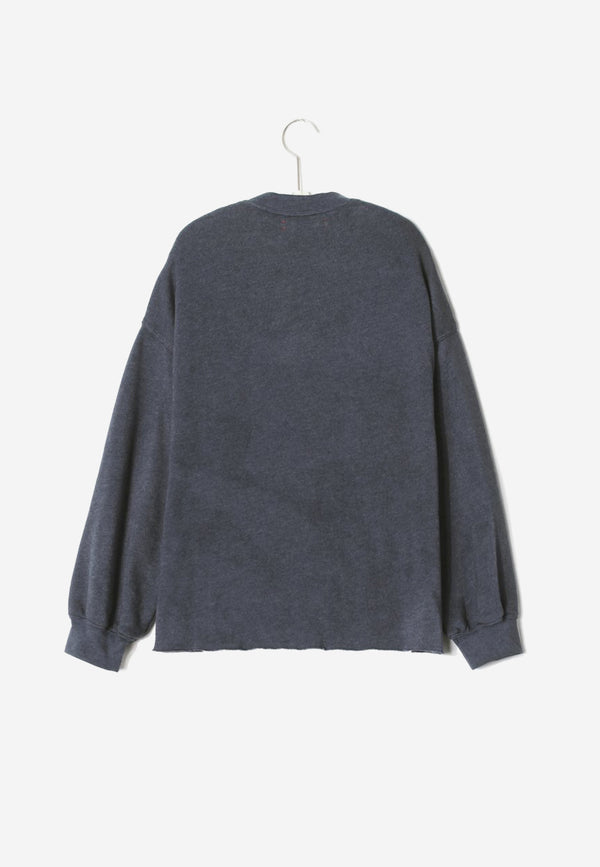Honor cotton-blend sweatshirt