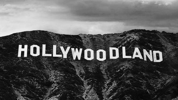 Hollywoodland Sign - The Original Hollywood Sign