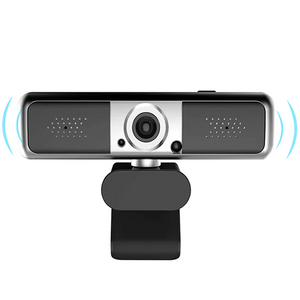 WEBCAM 2K 1080P FULL/HD BLACK SILVER.