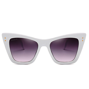 CAT WHITE PURPLE - Magda Store