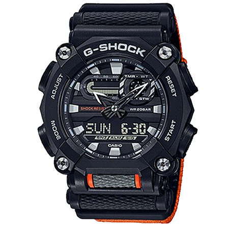 G-SHOCK GA-900C-1A4 ORANGE - Magda Store