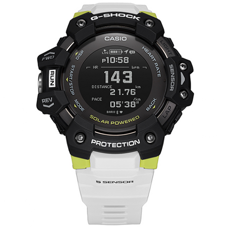 G-SHOCK GBD-H1000-1A7 WHITE - Magda Store