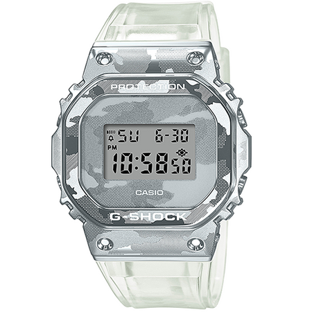 G-SHOCK GM-5600SCM-1 METAL COVERED.