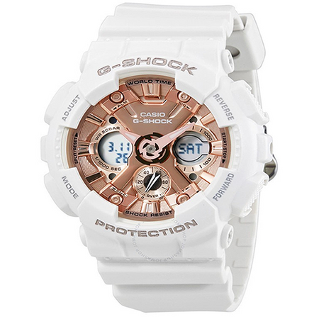 G-SHOCK GMA-S120MF-7A2 WHITE - Magda Store