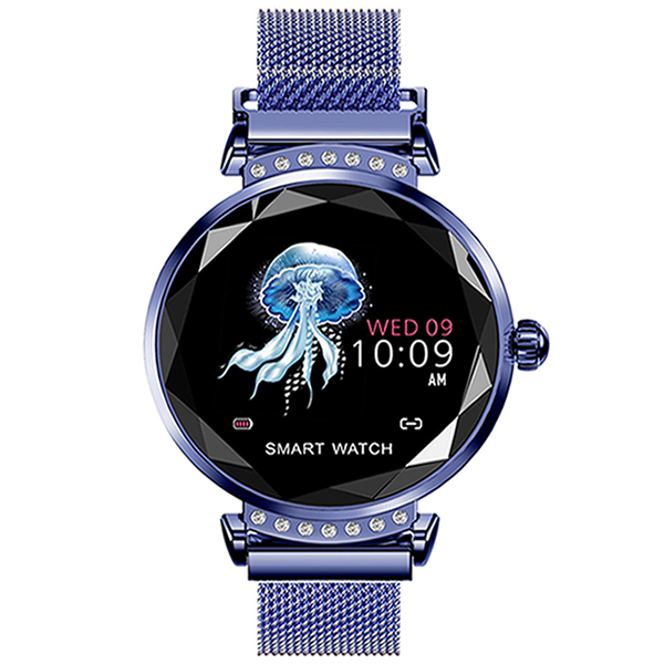 SMARTWATCH BLUE H2 - Magda Store