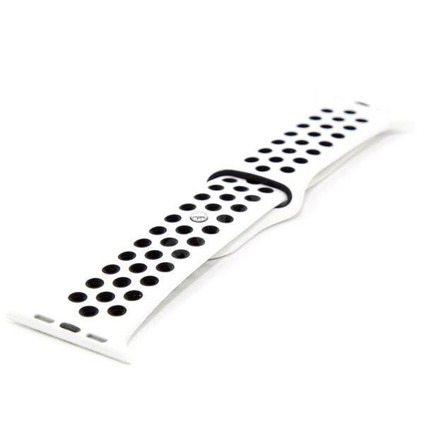 SILICONE PULSE F8 BLACK WHITE - Magda Store