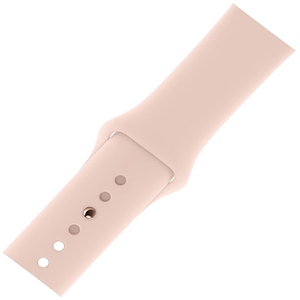 SILICONE PULSE i6 Watch 4 ROSE GOLD - Magda Store