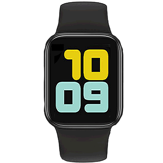 SMARTWATCH B08 NEW BLACK - Magda Store