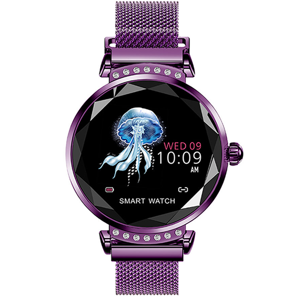 SMARTWATCH PURPLE H2 - Magda Store