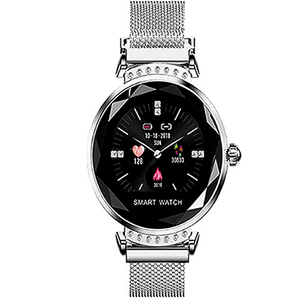 SMART WATCH ALL SILVER H2 - Magda Store
