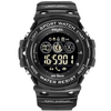 SMARTWATCH SMAEL 1602 ALL BLACK - Magda Store