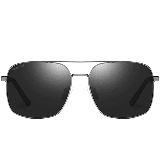 ALDO GLASSES GUN BLACK.