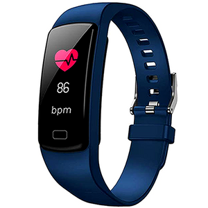 BRACELET FITNESS ALL BLUE Y9 - Magda Store