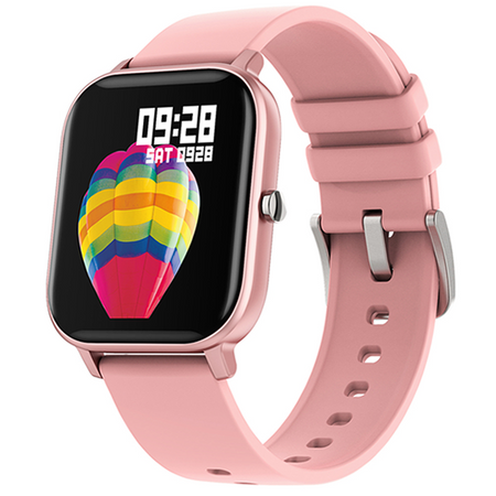 SMART WATCH COLMI P8 PLUS PINK - Magda Store