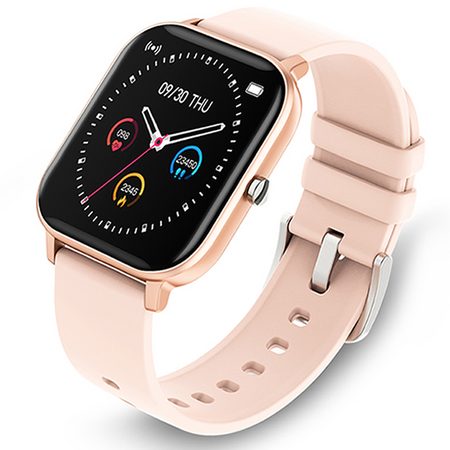 SMART WATCH COLMI P8 PLUS GOLDEN - Magda Store