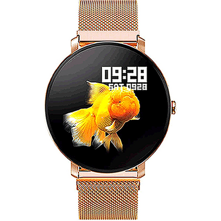 K9 SMARTWATCH ROSE GOLD SLIM - Magda Store