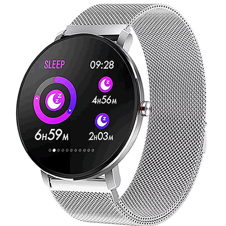 K9 SMARTWATCH ALL SILVER SLIM - Magda Store
