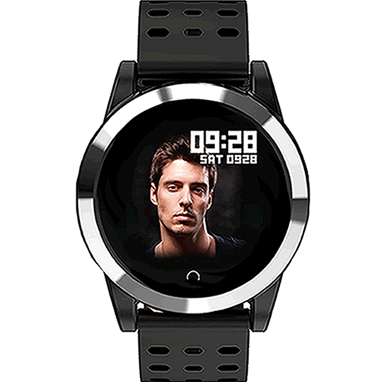 R19 METAL WATCH ALL BLACK - Magda Store