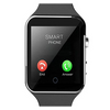 WATCH PHONE ALL BLACK X6 CURVED - Magda Store