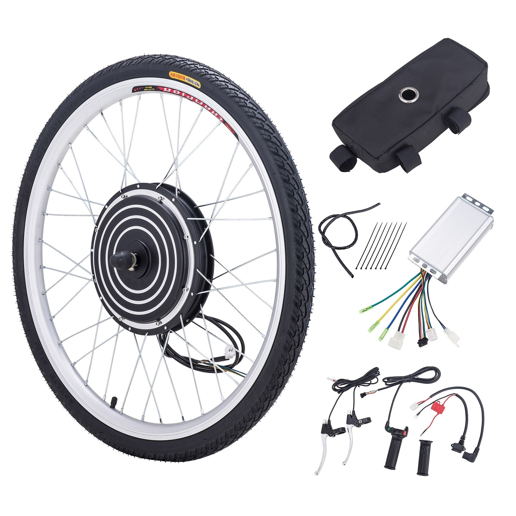 P152 (FREE SHIPPING USA ) Electric Bicycle Motor Kit Front Wheel 36V