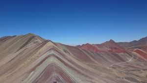 RAINBOW MOUNTAIN, CUSCO, PERU