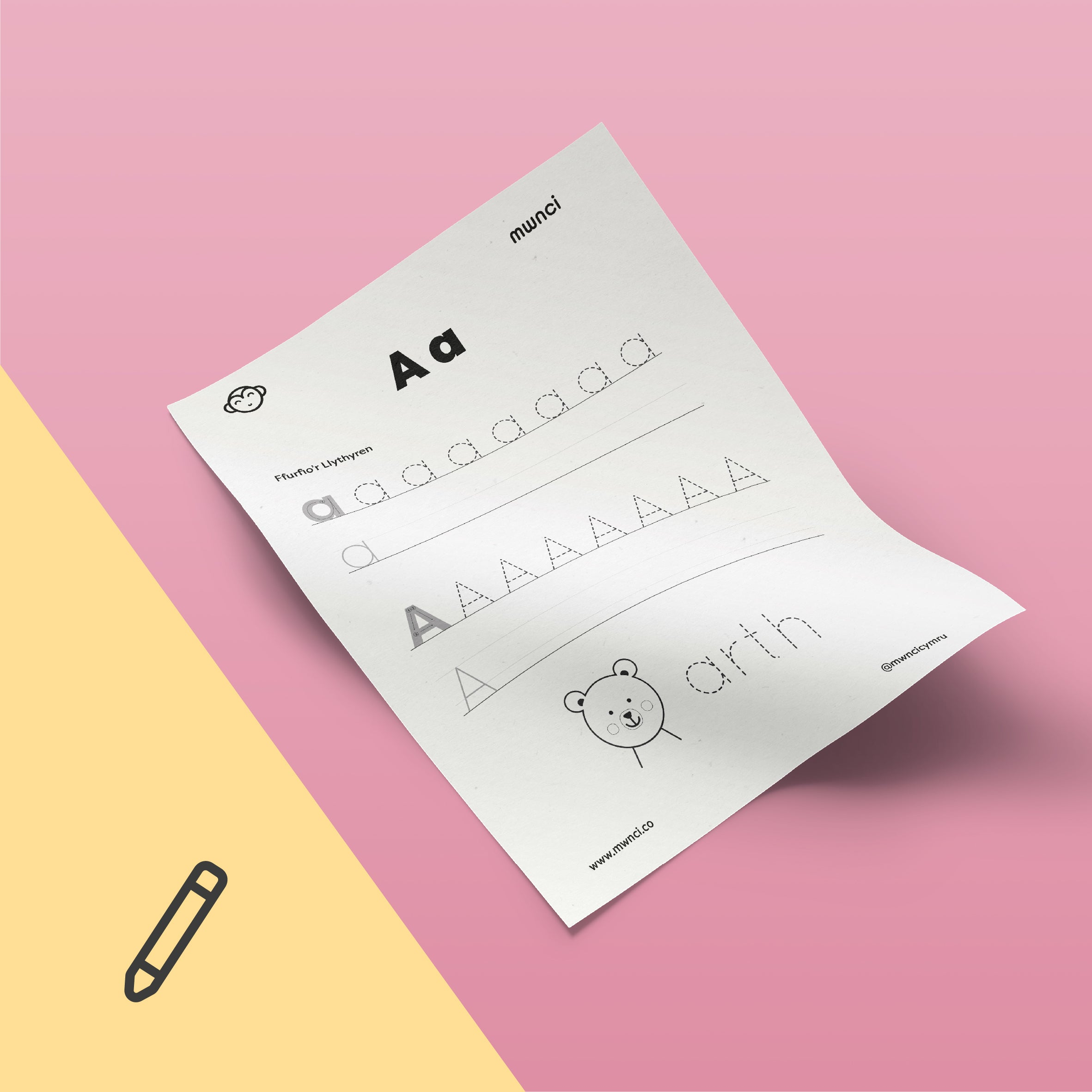 Letter Formation Sheets