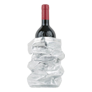 UASHMAMA Chianti Metallic Wine Bag