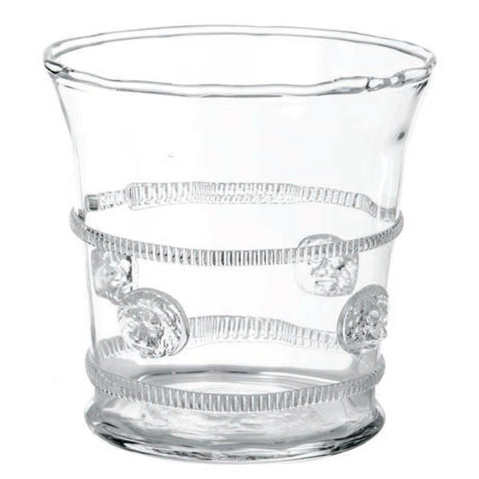 Abigails Lionshead Ice Bucket, with Applied Medallions