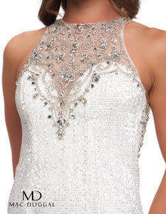 Macduggal- 77571- Diamond White