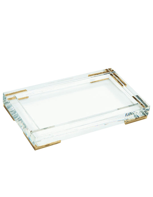 Antica Famacista Acrylic Bath & Body Tray