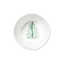 Vietri Lastra Holiday Stacking Cereal Bowl
