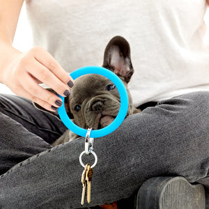 O-Venture Big O Silicone Key Ring [click for more colors]