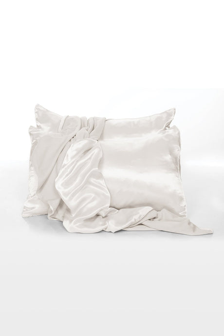 PJ Harlow King Satin Pillowcases
