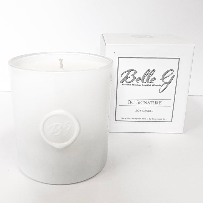 Belle G Signature Candle