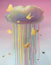 Load image into Gallery viewer, -Cloud Series - Butterfly Rain