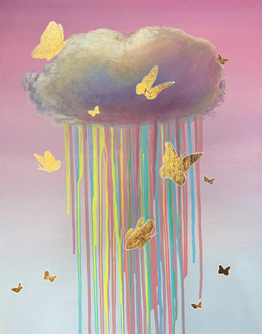-Cloud Series - Butterfly Rain