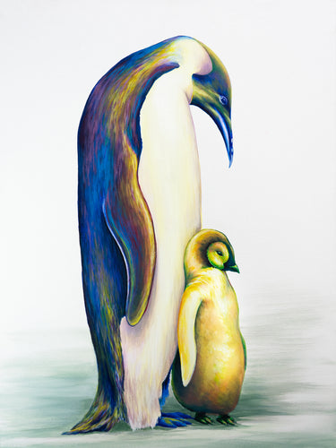 -Rainbow Series- Penguins