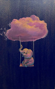 -Cloud Series - Elephant Swing