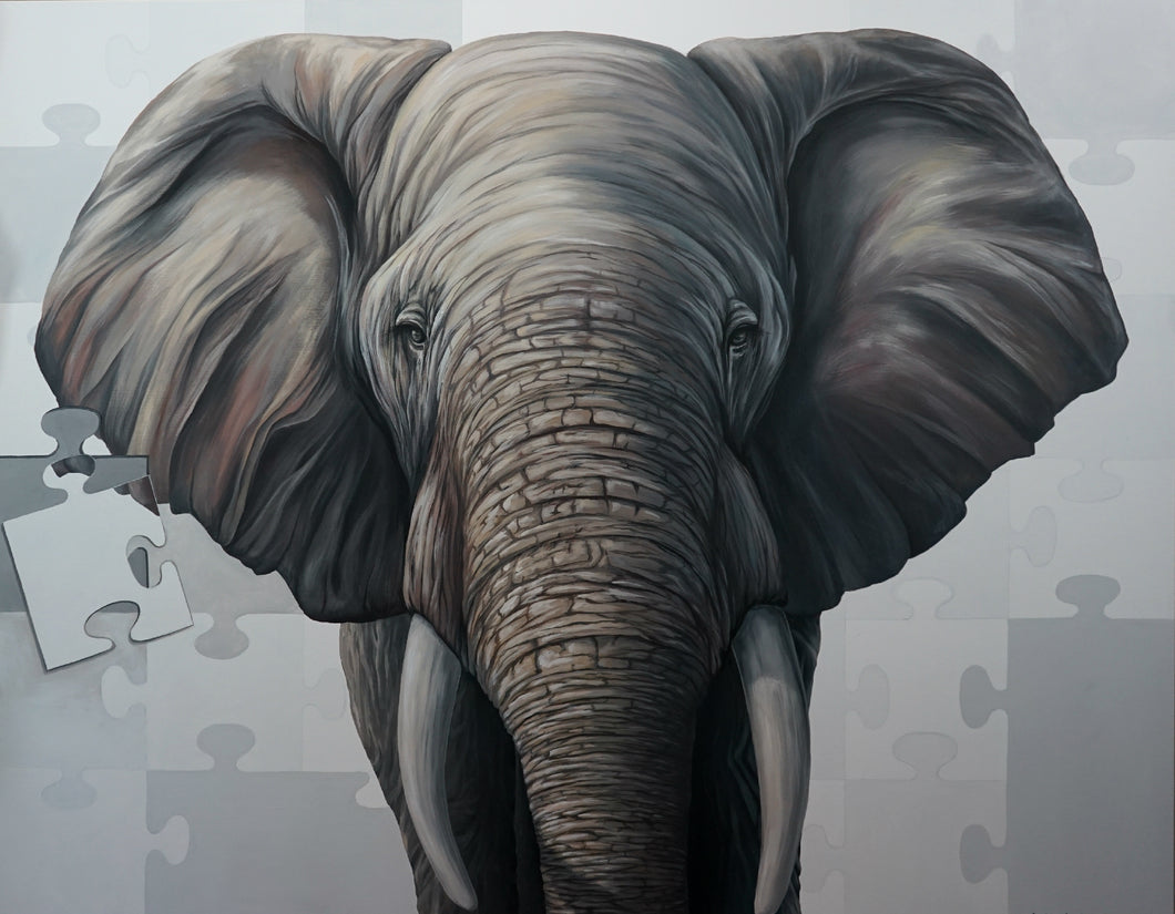 Animal Series- Elephant