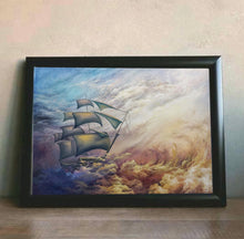 Load image into Gallery viewer, -Cloud Series - Ship